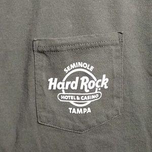 Hard Rock Tampa T Shirt